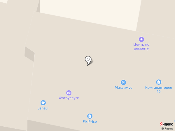Виват-тур на карте Калуги