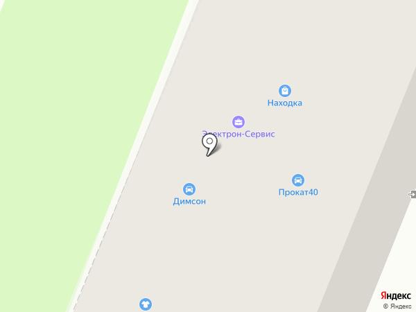 Юридическая компания Леонова С.А. на карте Калуги