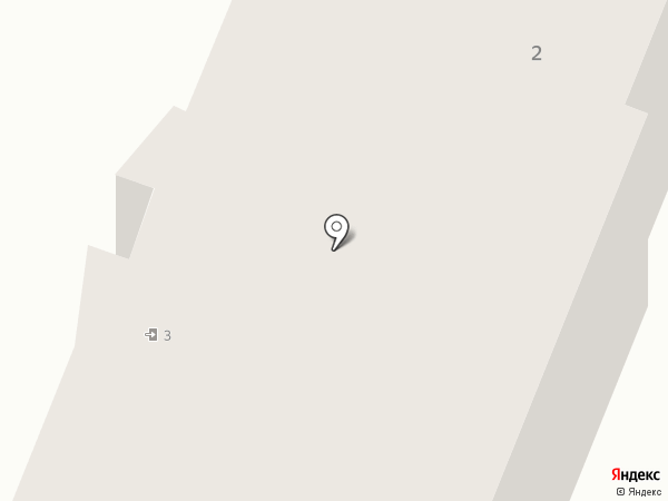 Айсберг на карте Калуги