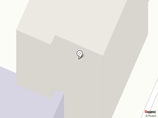 Городская библиотека на карте Калуги