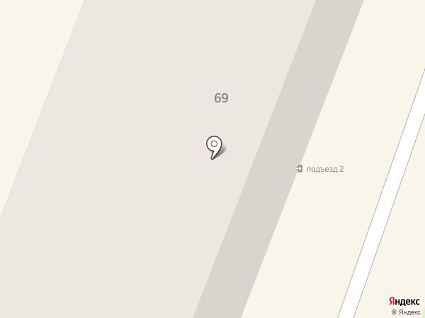 Цветочная база №1 на карте Калуги