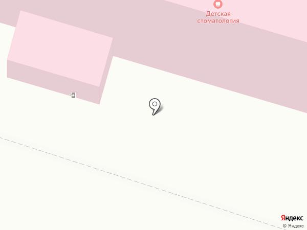 Калужская областная детская стоматологическая поликлиника на карте Калуги