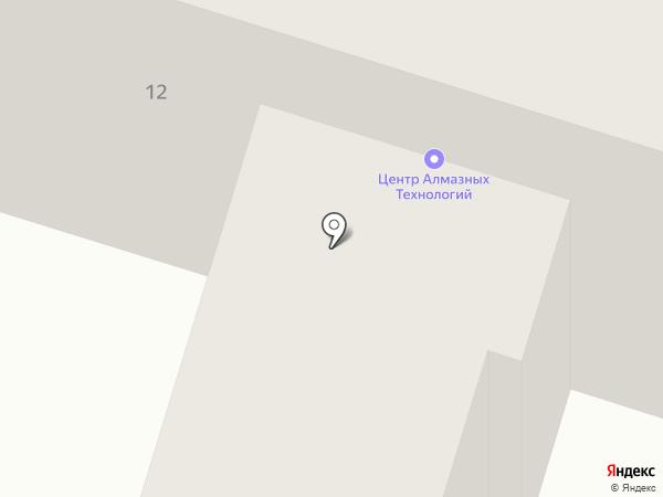 Ролстрой на карте Калуги