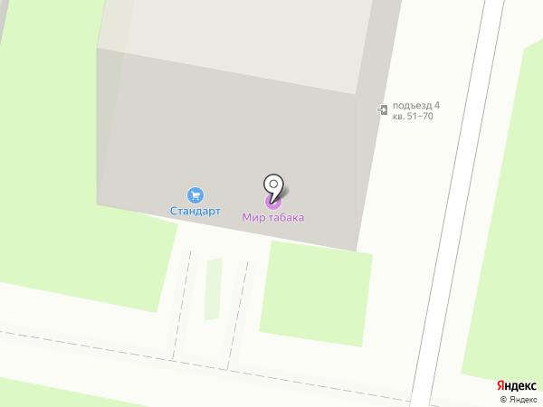 Чёткое ТВ на карте Калуги