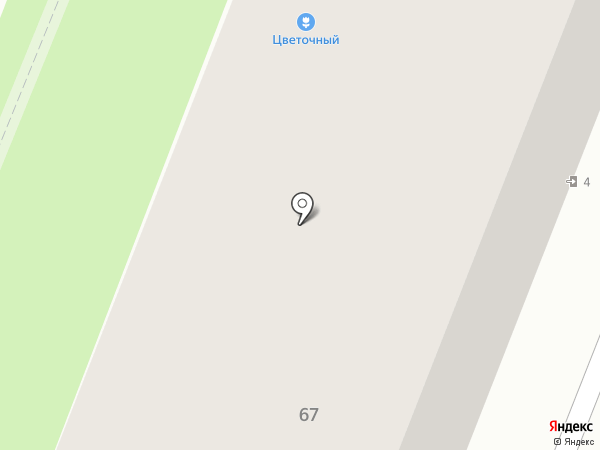 Всё моё на карте Калуги