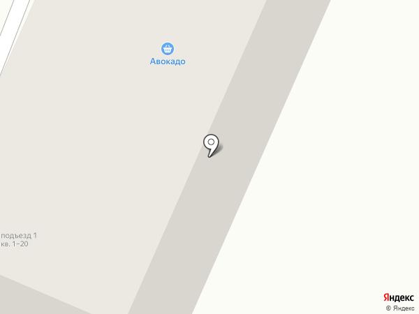 Джин на карте Калуги