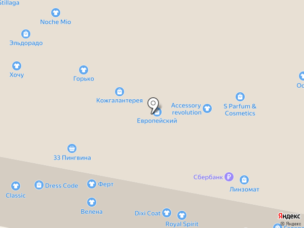 33 пингвина на карте Калуги