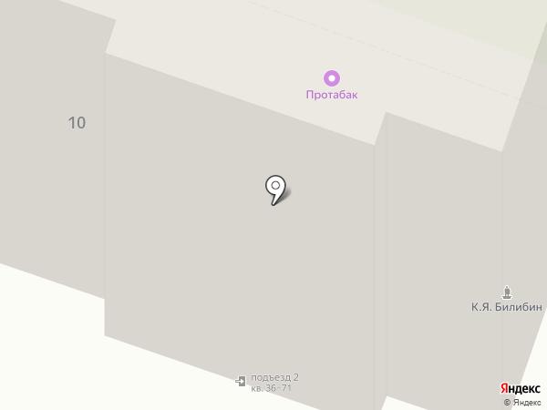 Информационно-консультационный центр на карте Калуги