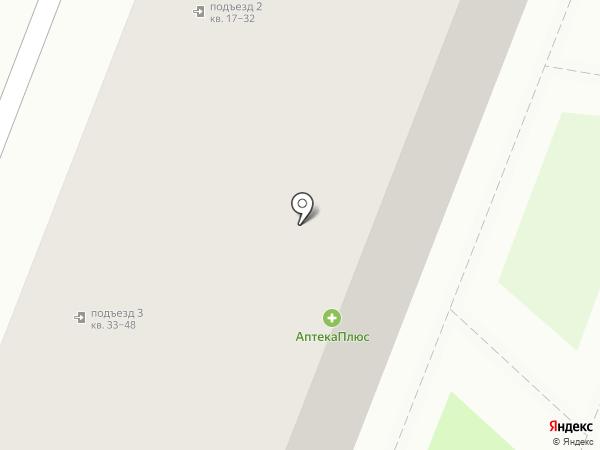 Пивная башня на карте Калуги