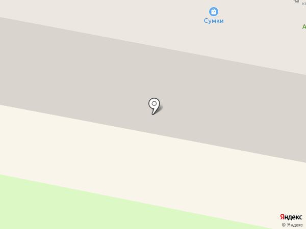Мон-а-ми на карте Калуги