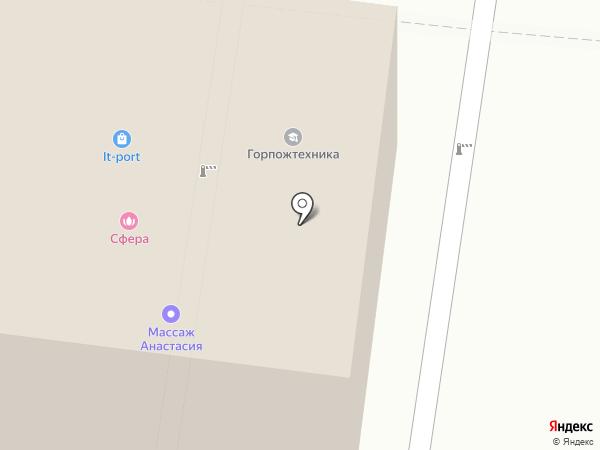 Игрушки Оксаны Ярмольник на карте Калуги