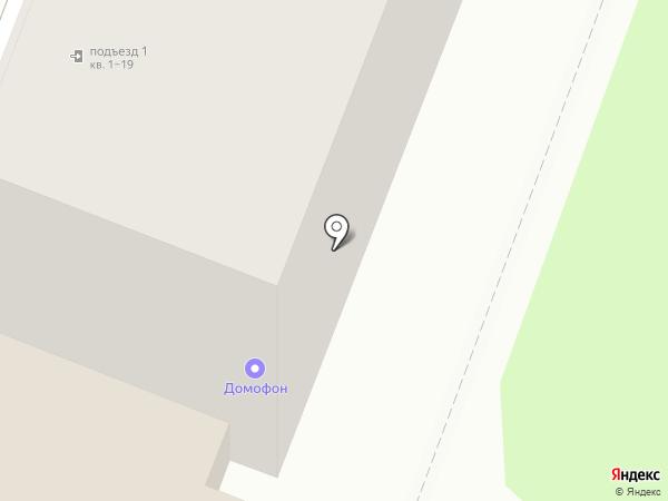 Домофон, ПО на карте Калуги