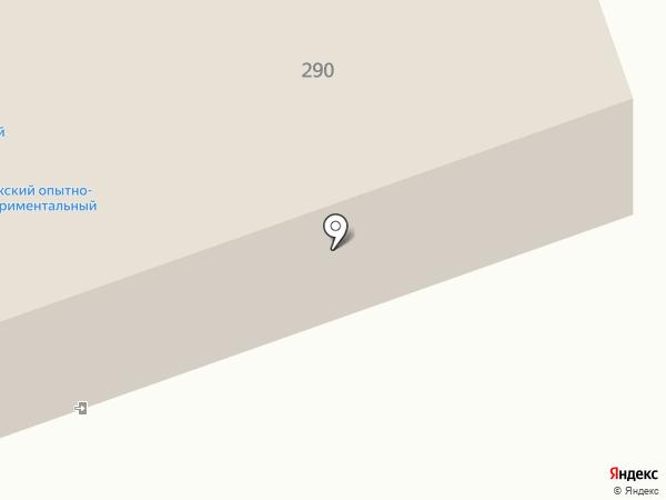 Промстроймаш на карте Калуги