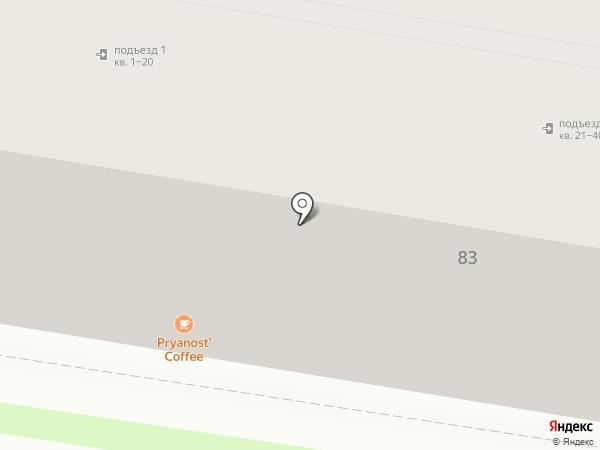 Ваше время на карте Калуги