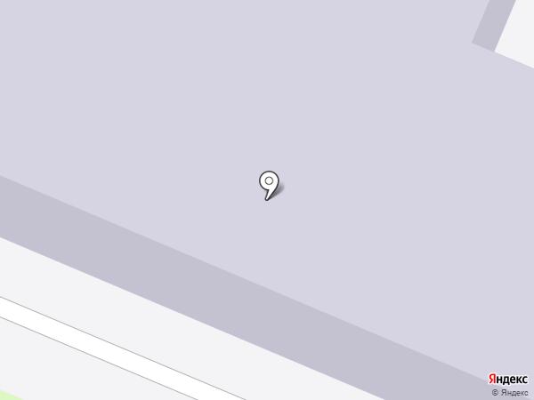 Детский сад №41 на карте Калуги
