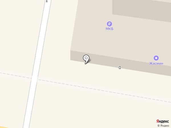 Сеть фирменных магазинов Белорусской косметики на карте Калуги