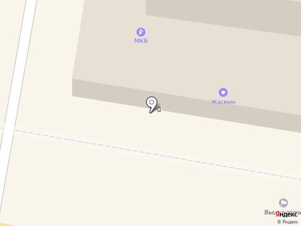 Верный на карте Калуги