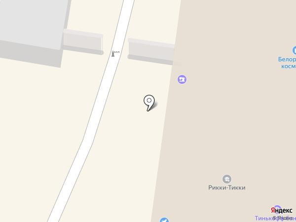 Жасмин на карте Калуги