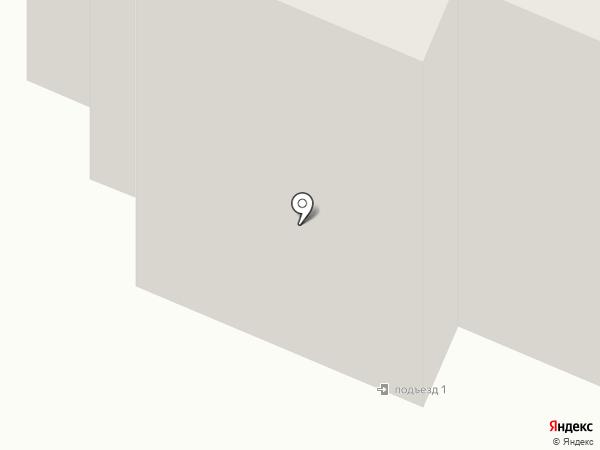 Ксения на карте Калуги