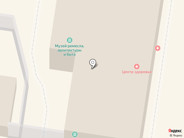 Музей ремесла на карте Калуги