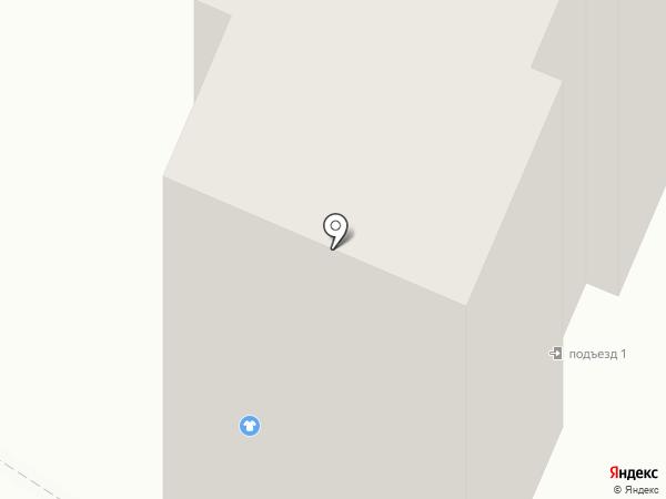 Магазин одежды и нижнего белья на карте Калуги