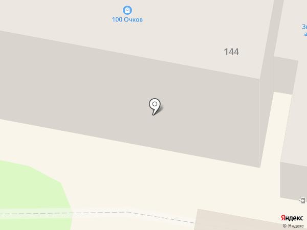 Фростмастер на карте Калуги