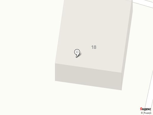 Парикмахерская на ул. Беляева на карте Калуги