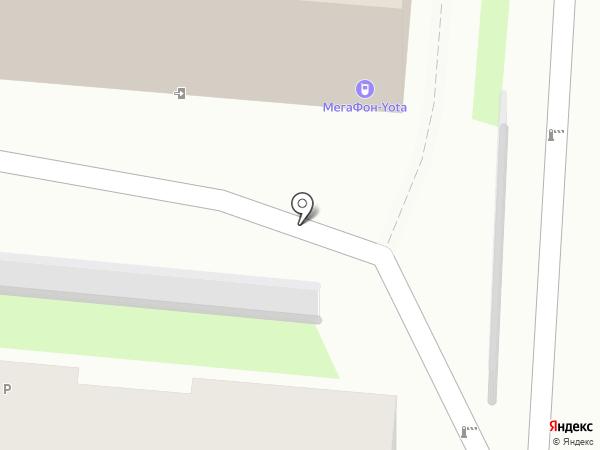МегаФон на карте Калуги