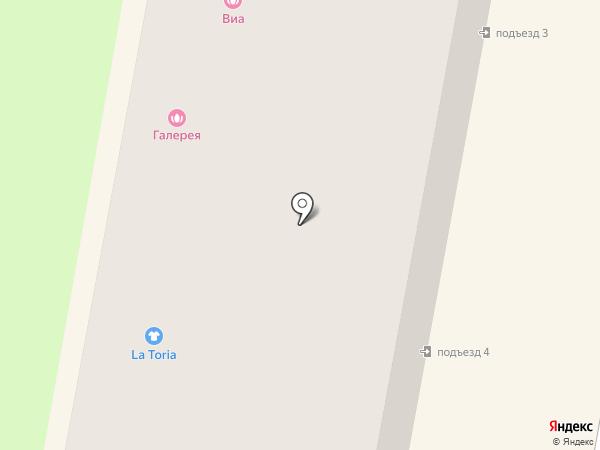 Lasсala на карте Калуги