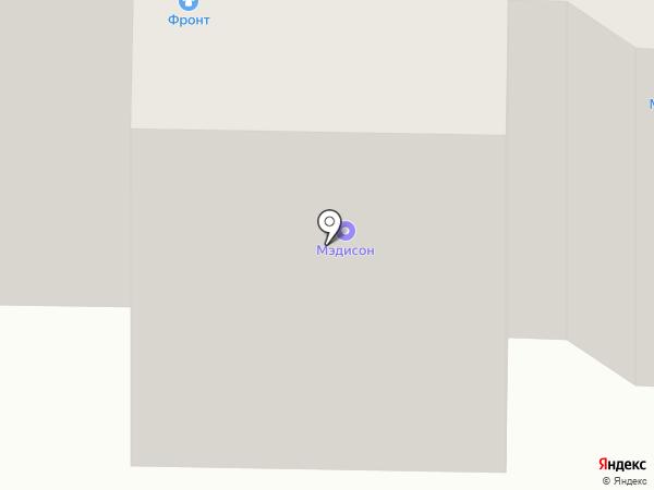 Тарусь на карте Калуги