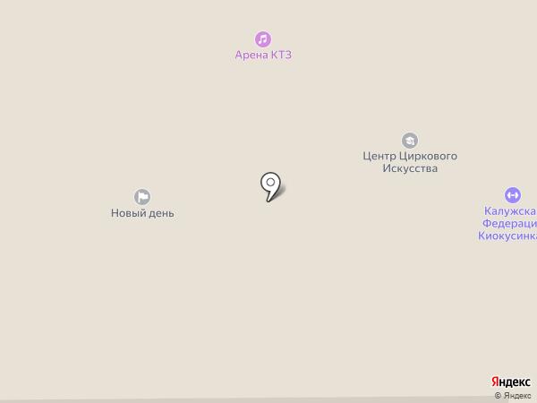 Россельхозбанк на карте Калуги