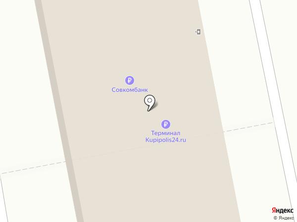 Колесо TYRE PLUS на карте Калуги
