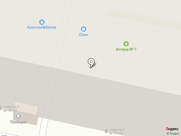 Овощной магазин на карте Калуги
