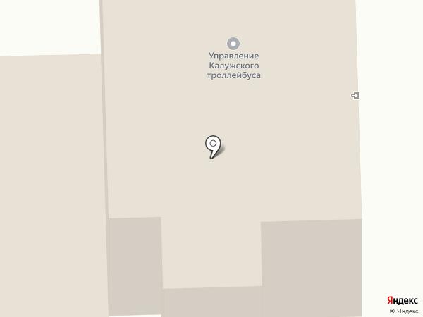 Автопрестиж на карте Калуги