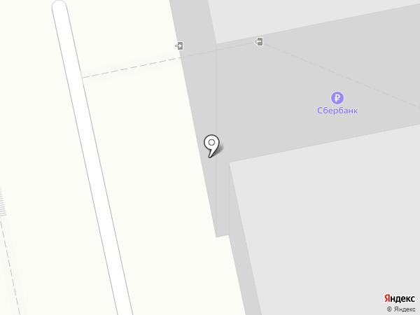 Калужское опытное бюро моторостроения на карте Калуги
