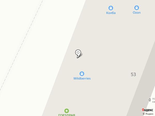 Текстильщик на карте Калуги