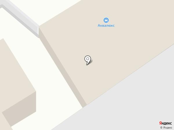 Автокомплекс на карте Калуги