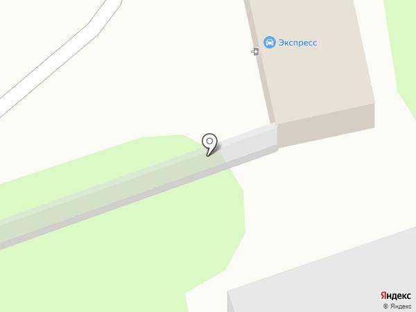Автомастерская на карте Калуги