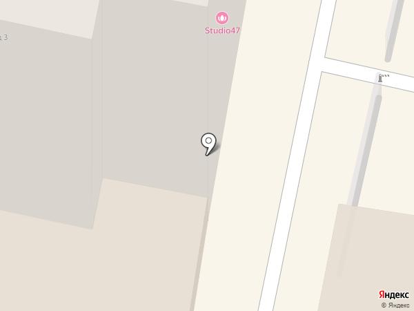 Магазин постельного и женского белья на карте Калуги