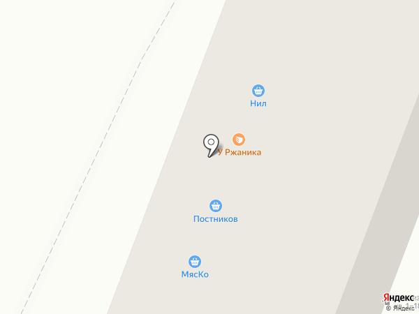 NPS на карте Калуги