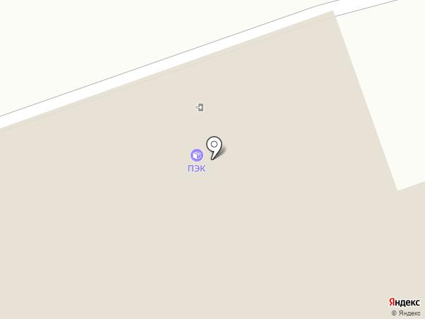 ПЭК на карте Калуги