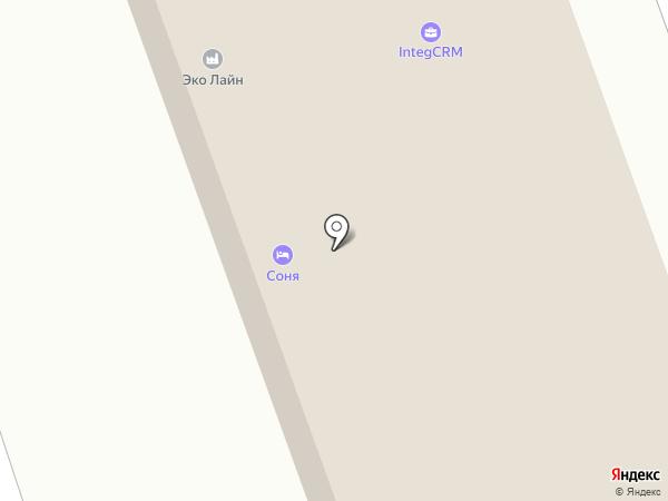 Эко Лайн на карте Калуги