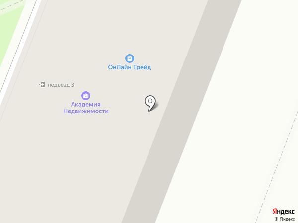 Мир художника на карте Калуги