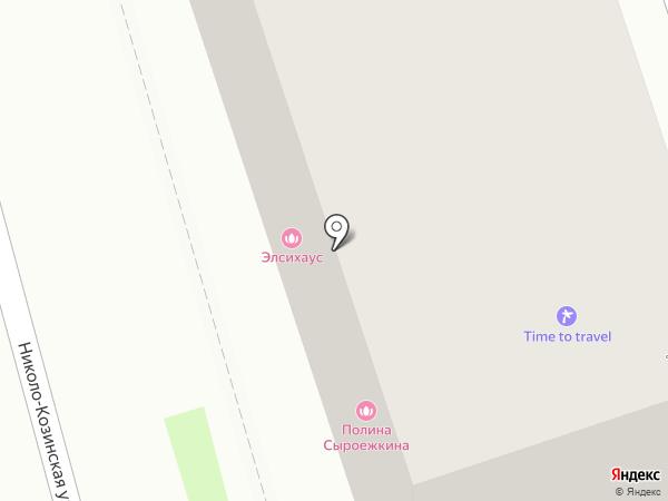 ЭЛСИХаус на карте Калуги