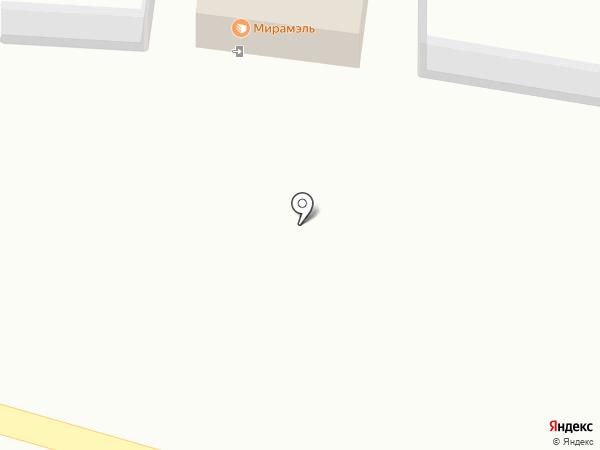 Продовольственный магазин на карте Калуги