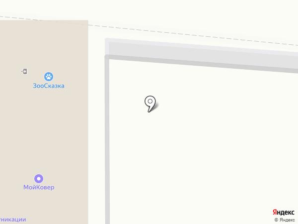 ЭВОлюция ОКОН на карте Калуги