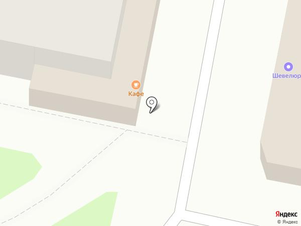 Чайная лавка на карте Калуги