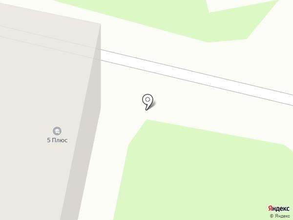5 ПЛЮС на карте Калуги