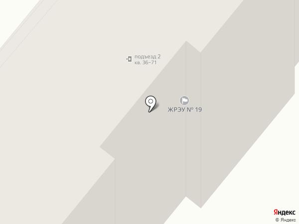 ЖРЭУ №19 на карте Калуги