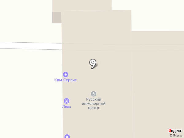 КПМ-Сервис, ЗАО на карте Калуги